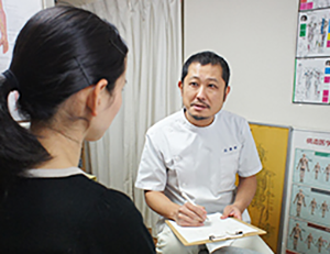 5.カイロプラクティック整体による逆流性食道炎の治療と症例