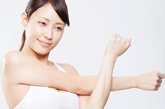 身体構造、栄養、メンタルの3つの側面からのアプローチ。